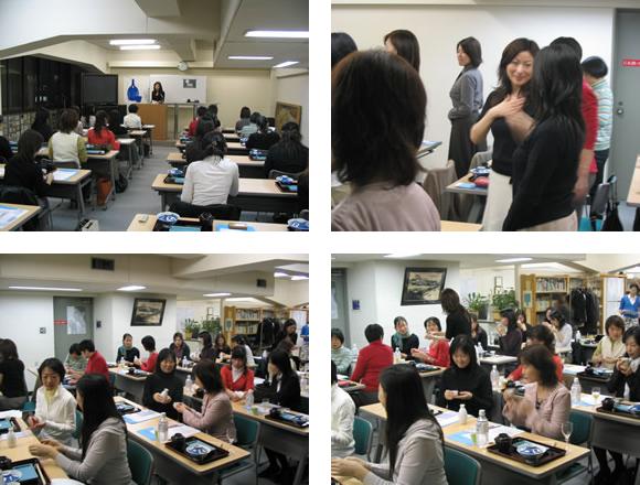 日本酒と美しいマナー・立ち居振る舞い講座